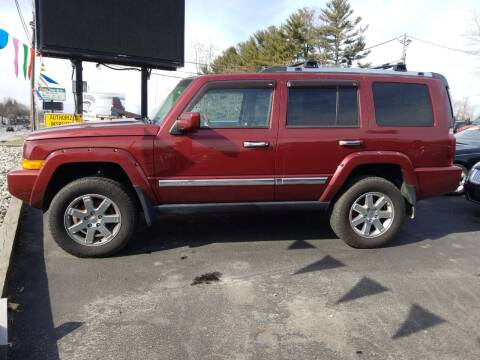 2008 Jeep Commander for sale at Hometown Auto Repair and Sales in Finksburg MD