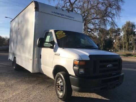2008 Ford E-Series Chassis for sale at CAR PLUS in Modesto CA