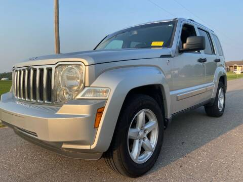 2012 Jeep Liberty for sale at Nice Cars in Pleasant Hill MO