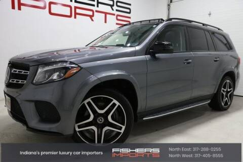 2018 Mercedes-Benz GLS for sale at Fishers Imports in Fishers IN