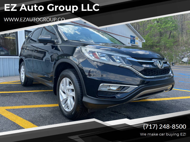 2015 Honda CR-V for sale at EZ Auto Group LLC in Lewistown PA