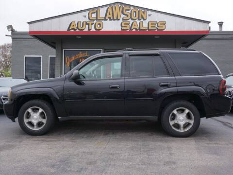 2008 Chevrolet TrailBlazer for sale at Clawson Auto Sales in Clawson MI