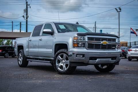 2015 Chevrolet Silverado 1500 for sale at Jerrys Auto Sales in San Benito TX