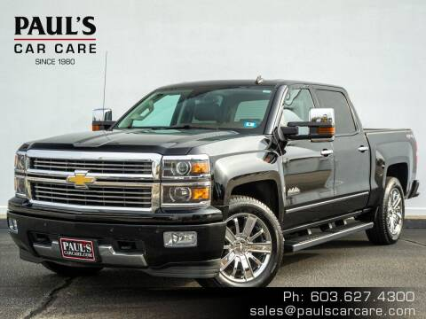 2014 Chevrolet Silverado 1500 for sale at Paul's Car Care in Manchester NH