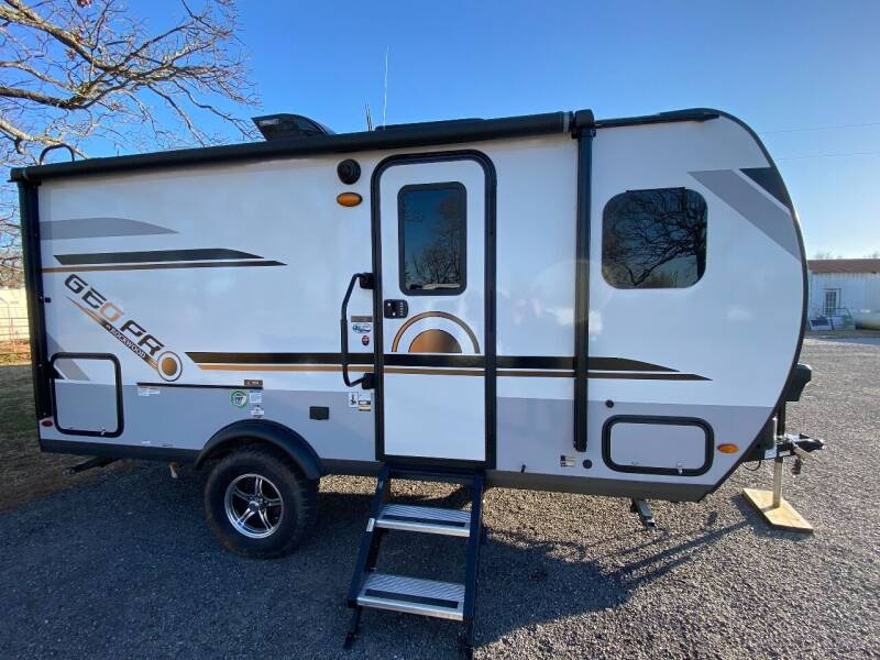 2020 Forest River Rockwood for sale at TINKER MOTOR COMPANY in Indianola OK