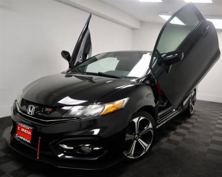 2014 Honda Civic for sale at CarNova in Stafford VA