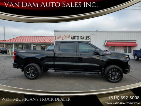 2019 Chevrolet Silverado 1500 for sale at Van Dam Auto Sales Inc. in Holland MI