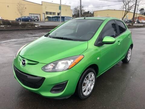 2011 Mazda MAZDA2 for sale at South Tacoma Motors Inc in Tacoma WA