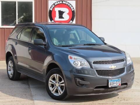 2010 Chevrolet Equinox for sale at Big Man Motors in Farmington MN