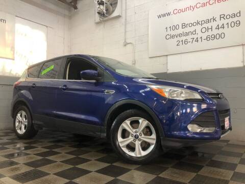2014 Ford Escape for sale at County Car Credit in Cleveland OH