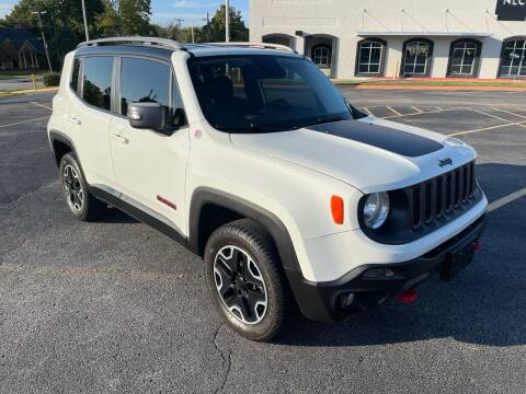 2015 Jeep Renegade for sale at H & B Auto in Fayetteville AR