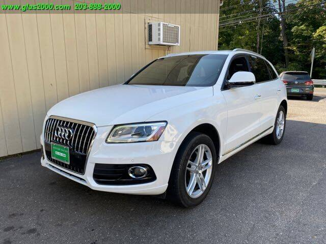 2016 Audi Q5 for sale at Green Light Auto Sales LLC in Bethany CT