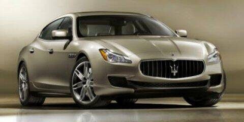 2014 Maserati Quattroporte for sale at Karplus Warehouse in Pacoima CA