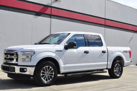 2017 Ford F-150 for sale at Vision Motors, Inc. in Winter Garden FL