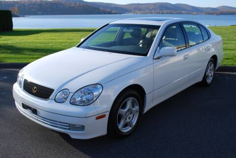 2000 Lexus GS 300 for sale at New Milford Motors in New Milford CT