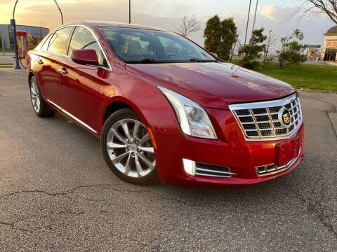 2013 Cadillac XTS for sale at Wyss Auto in Oak Creek WI
