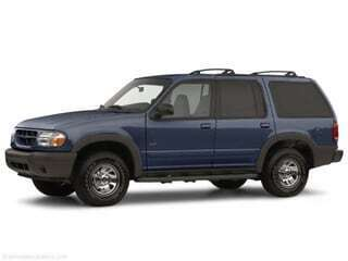 2000 Ford Explorer for sale at Winchester Mitsubishi in Winchester VA