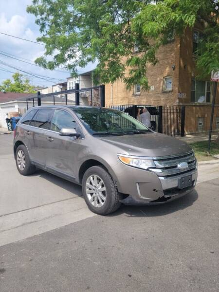 2012 Ford Edge for sale at MACK'S MOTOR SALES in Chicago IL