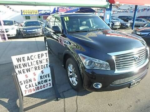 2011 Infiniti QX56 for sale at Cedano Auto Mall Inc in Bronx NY