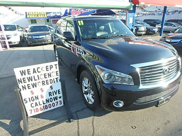 2011 Infiniti QX56 for sale at 4530 Tip Top Car Dealer Inc in Bronx NY