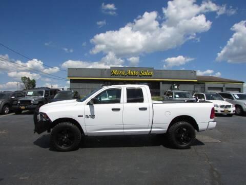 2014 RAM Ram Pickup 1500 for sale at MIRA AUTO SALES in Cincinnati OH