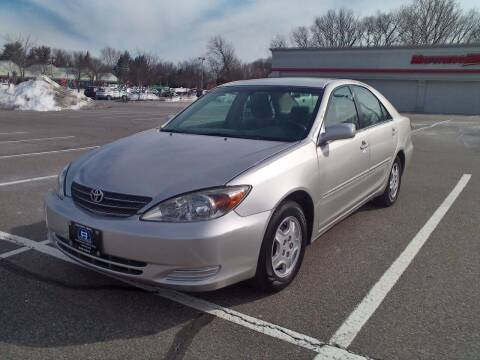 2003 Toyota Camry for sale at B&B Auto LLC in Union NJ