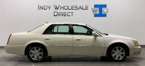 2007 Cadillac DTS for sale at Indy Wholesale Direct in Carmel IN