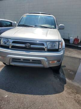 2000 Toyota 4Runner for sale at M B & D AUTO in Virginia Beach VA