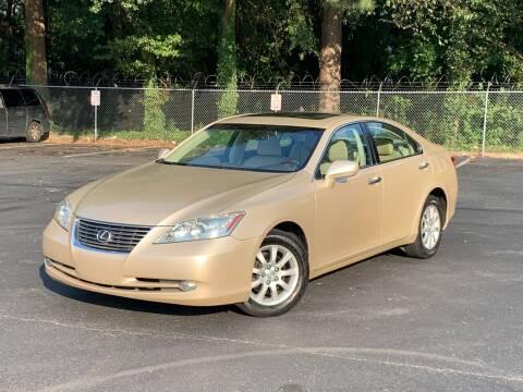 2008 Lexus ES 350 for sale at Elite Auto Sales in Stone Mountain GA
