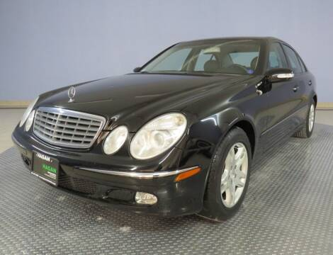 2003 Mercedes-Benz E-Class for sale at Hagan Automotive in Chatham IL