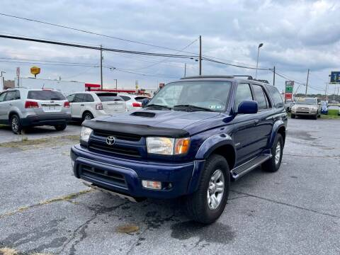 2002 Toyota 4Runner for sale at AZ AUTO in Carlisle PA