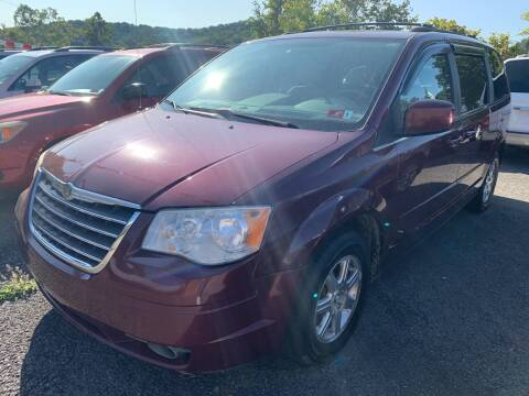 2008 Chrysler Town and Country for sale at Turner's Inc - Main Avenue Lot in Weston WV