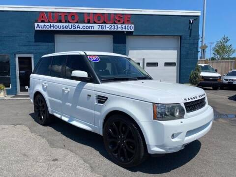 2011 Land Rover Range Rover Sport for sale at Saugus Auto Mall in Saugus MA