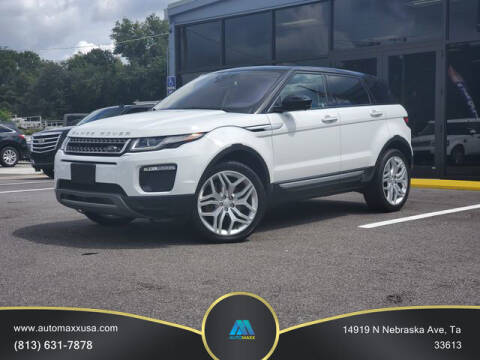 2018 Land Rover Range Rover Evoque for sale at Automaxx in Tampa FL