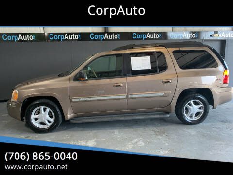 2003 GMC Envoy XL for sale at CorpAuto in Cleveland GA