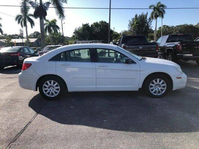 2009 Chrysler Sebring for sale at Denny's Auto Sales in Fort Myers FL