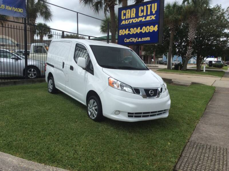 2019 Nissan NV200 for sale at Car City Autoplex in Metairie LA
