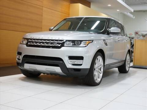 2015 Land Rover Range Rover Sport for sale at Mercedes-Benz of North Olmsted in North Olmstead OH