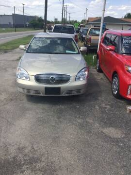 2009 Buick Lucerne for sale at Stewart's Motor Sales in Cambridge/Byesville OH