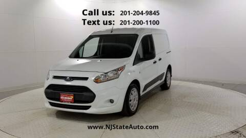 2017 Ford Transit Connect Cargo for sale at NJ State Auto Used Cars in Jersey City NJ