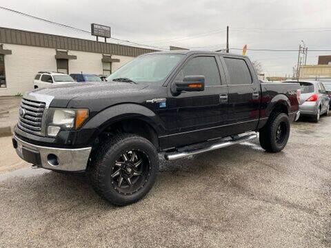 2010 Ford F-150 for sale at Shooters Auto Sales in Fort Worth TX