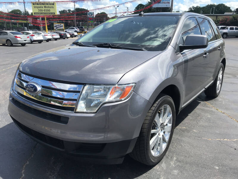 2010 Ford Edge for sale at IMPALA MOTORS in Memphis TN