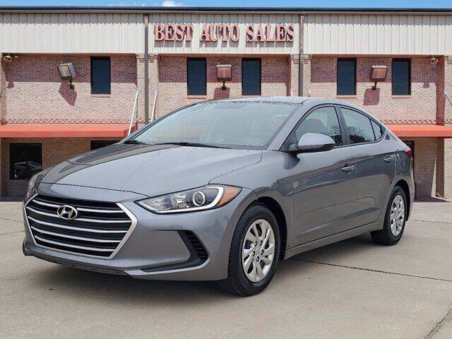 2018 Hyundai Elantra for sale at Best Auto Sales LLC in Auburn AL