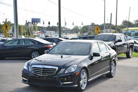 2012 Mercedes-Benz E-Class for sale at Motor Car Concepts II - Kirkman Location in Orlando FL