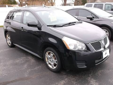 2009 Pontiac Vibe for sale at Victorian City Car Port INC in Manistee MI