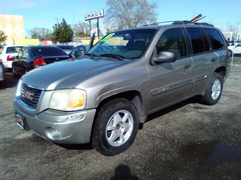 2003 GMC Envoy for sale at Larry's Auto Sales Inc. in Fresno CA
