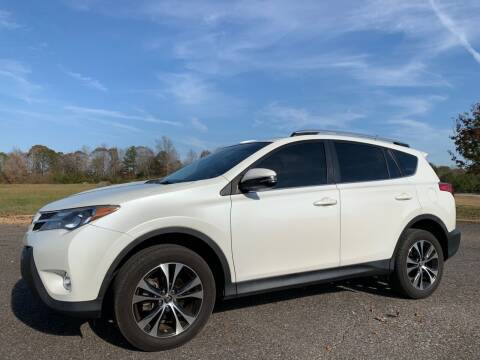 2015 Toyota RAV4 for sale at LAMB MOTORS INC in Hamilton AL