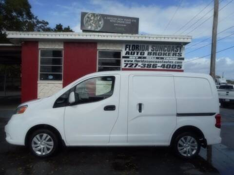 2017 Nissan NV200 for sale at Florida Suncoast Auto Brokers in Palm Harbor FL
