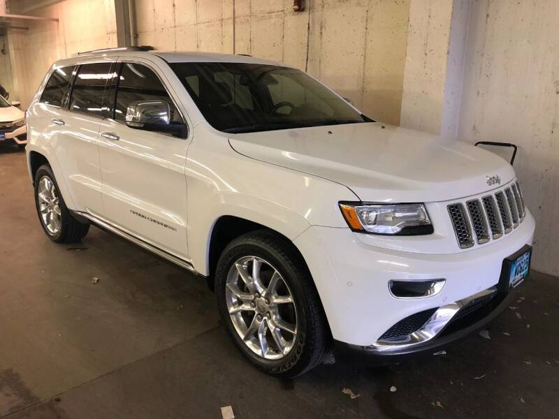 2015 Jeep Grand Cherokee for sale at Vern Eide Specialty and Classics in Sioux Falls SD