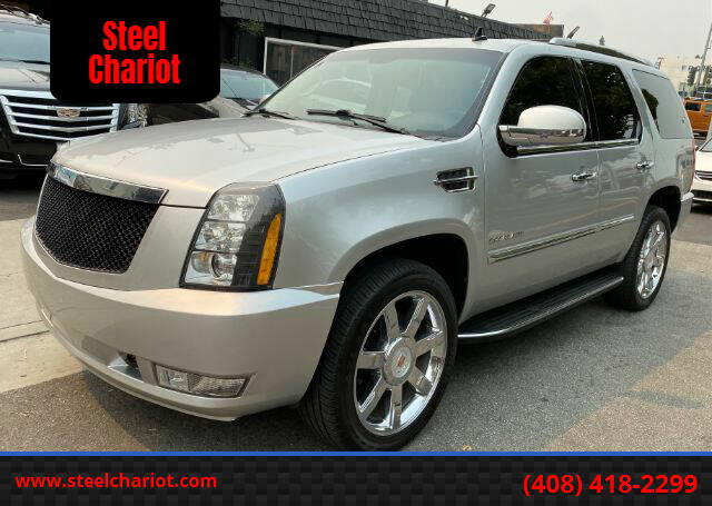 2013 Cadillac Escalade for sale at Steel Chariot in San Jose CA